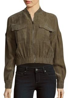 J BRAND Santa Fe Zip-Up Jacket
