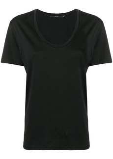 J Brand scoop neck short sleeved T-shirt