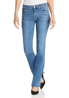 J Brand Selena 32 Mid Rise Bootcut Jeans in Lovesick