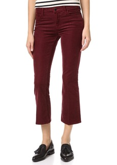 J Brand Selena Boot Cut Pants