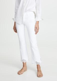 J Brand Selena Mid Rise Crop Jeans
