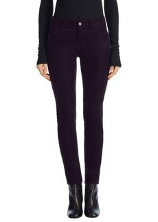 J Brand Skinny Corduroy Pants