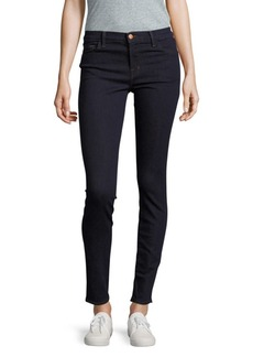 J BRAND Skinny-Fit Cotton-Blend Denim Jeans