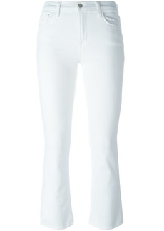 J Brand skinny fit trousers - White
