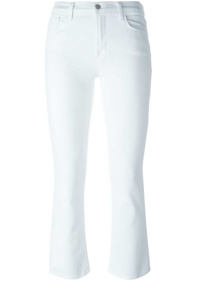 J Brand skinny fit trousers