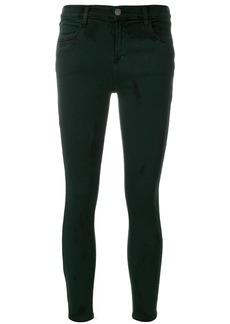 J Brand skinny trousers - Green