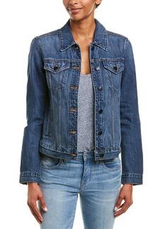 J Brand Slim Denim Jacket