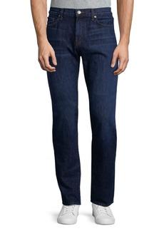 J Brand Slim-Fit Cotton Jeans