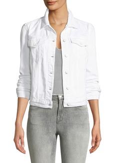 J Brand Slim-Fit Denim Jacket