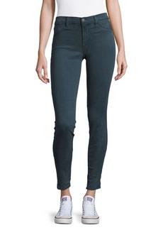 J BRAND Solid Super Skinny Jeans