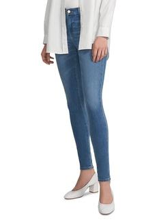 J Brand Sophia Mid Rise Super Skinny Jeans in Joy