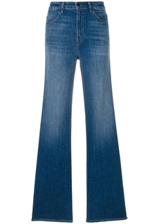 J Brand Striker flared jeans - Blue