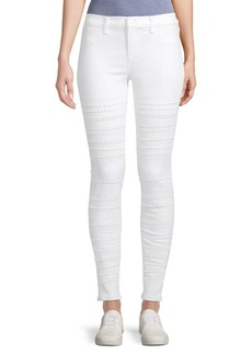 J BRAND Studded Skinny Jeans
