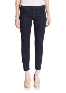 J BRAND Tailored Crop Skinny Jeans