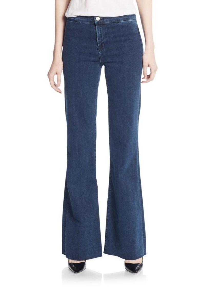 J BRAND 2387 High-Rise Flared Jeans