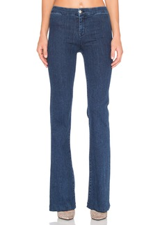 J Brand Taylor High Rise Flare