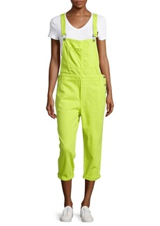 J BRAND Textured Cotton Coverall