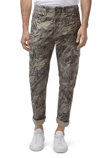 J Brand Trueper Camouflage-Print Regular Fit Cargo Pants