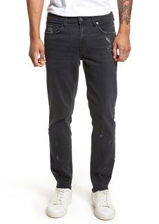 J Brand Tyler Slim Fit Jeans ( Glauconite )