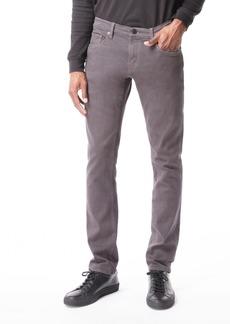 J Brand Tyler Slim Fit Jeans (Asphalt)