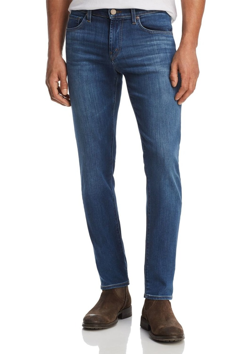 J Brand Tyler Slim Fit Jeans in Nulite