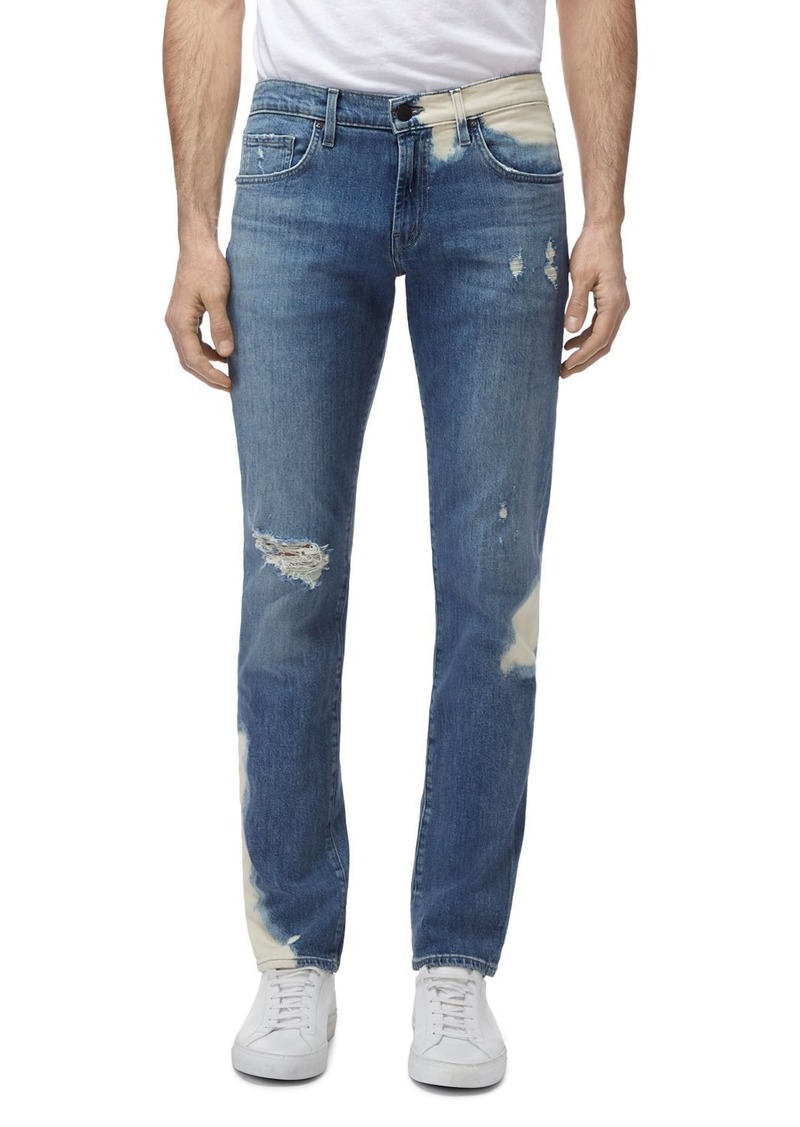 J Brand Tyler Slim Fit Jeans in Patria