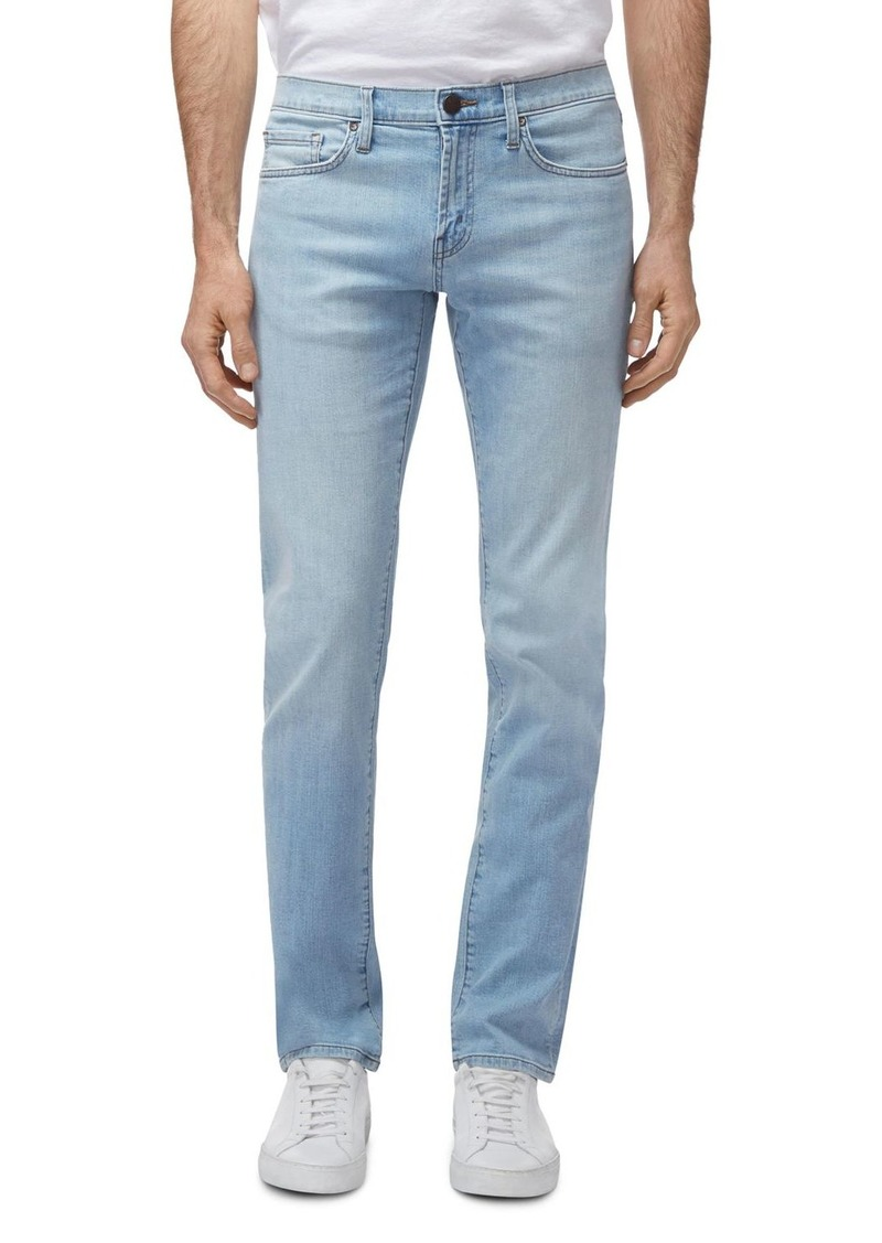 J Brand Tyler Slim Fit Jeans in Schicata