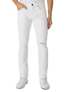 J Brand Tyler Slim Fit Jeans in Toetem