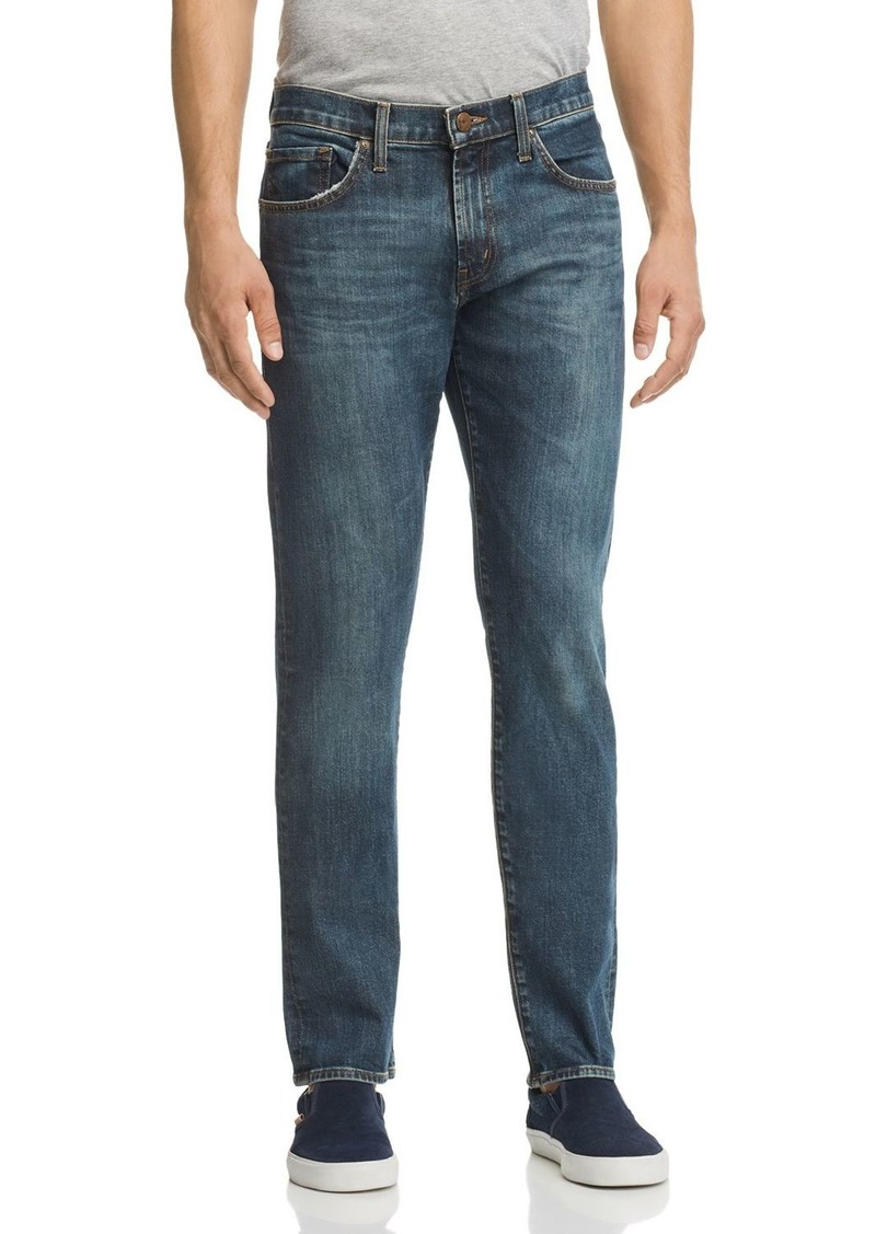 J Brand Tyler Slim Fit Jeans in Whede