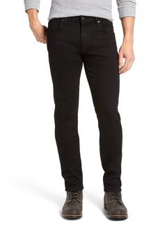 J Brand Tyler Slim Fit Jeans (Trivor Black)