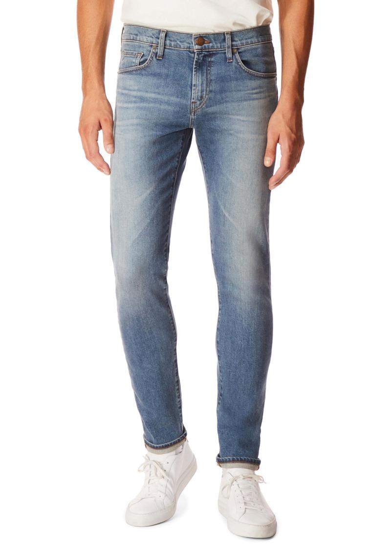 J Brand Tyler Slim Fit Jeans (Buccupo)