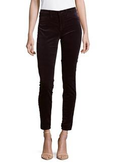 Velveteen Super Skinny Jeans