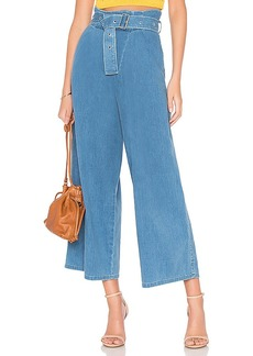 J Brand Via Pleat Front Pant