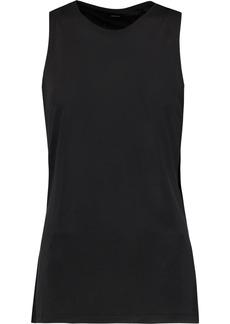 J Brand Woman Carondelet Jersey Tank Black