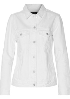 J Brand Woman Denim Jacket White
