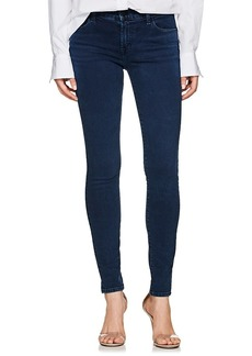 J Brand Women's 620 Super Skinny Striped Jeans