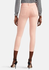 J Brand Women's 835 Mid-Rise Capri Jeans