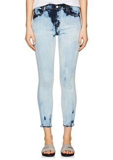 J Brand Women's Alana High-Rise Crop Skinny Jeans