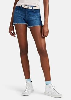 J Brand Women's Gracie Denim Cutoff Shorts