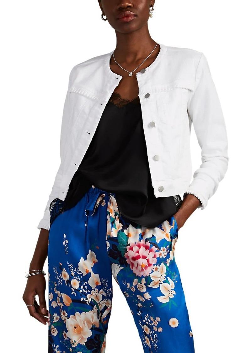 J Brand Women's Harlow Denim Jacket