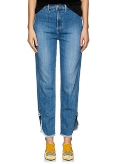 J Brand Women's High-Rise Stovepipe Jeans