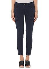 J Brand Women's Houlihan Cotton-Blend Skinny Cargo Pants