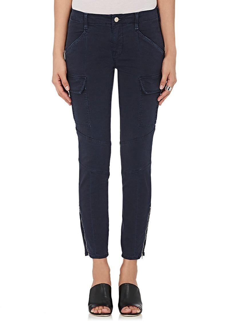 J Brand Women's Houlihan Cotton-Blend Skinny Cargo Pants