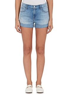 J Brand Women's Johnny Denim Shorts