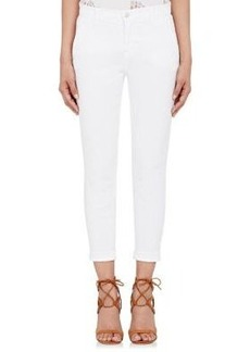J Brand Women's Josie Tapered Leg Trouser Jeans