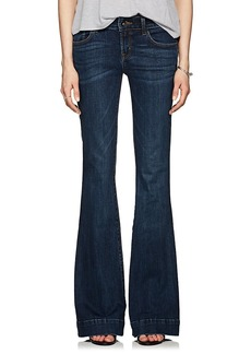 J Brand Women's Love Story Low-Rise Flared Jeans