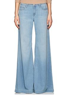J Brand Women's Lynette Super Wide-Leg Jeans