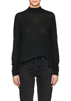 J Brand Women's Mock-Turtleneck Wool-Blend Sweater