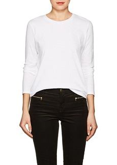 J Brand Women's Montara Cotton Long-Sleeve T-Shirt