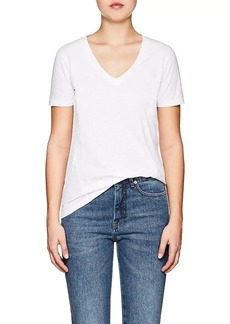 "J Brand Women's ""Skinny Boy"" Cotton T-Shirt"